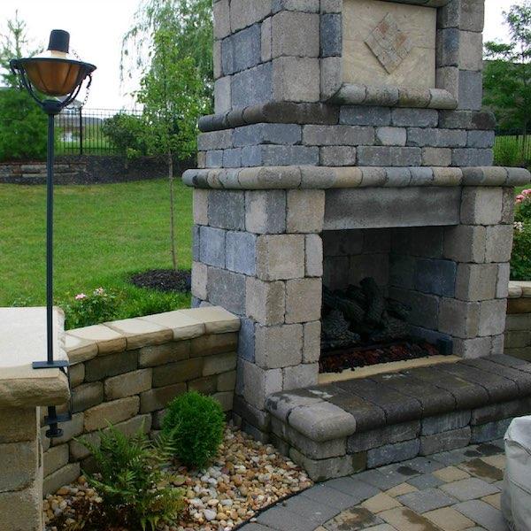 custom paver pario design installation dry ridge kentucky