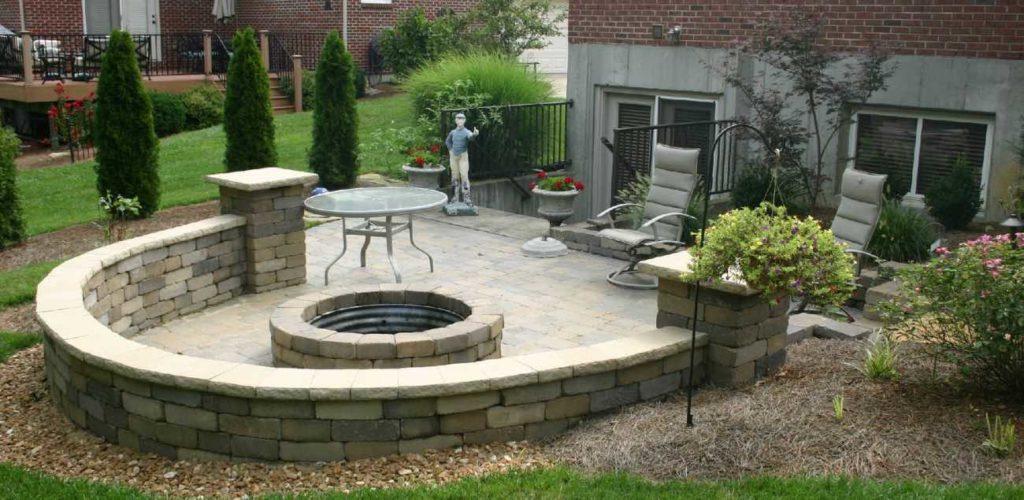 patio paver design installation dry ridge northern ky