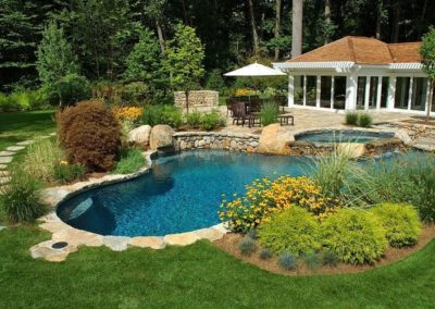 swimming pool design landscaping northern ky