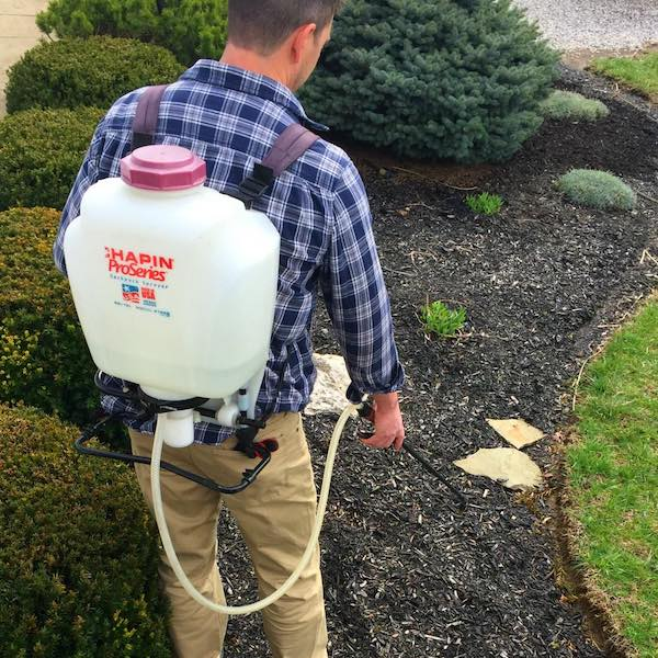 weed control landscaping company dry ridge ky